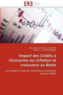 Impact Des Credits A L''Economie Sur Inflation Et Croissance Au Benin
