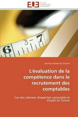 L'Evaluation de La Competence Dans Le Recrutement Des Comptables