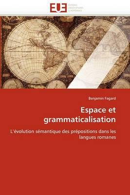 Espace Et Grammaticalisation