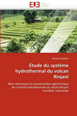 Etude Du Systeme Hydrothermal Du Volcan Rinjani