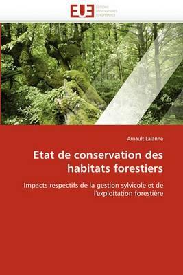Etat de Conservation Des Habitats Forestiers