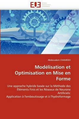 Modelisation Et Optimisation En Mise En Forme
