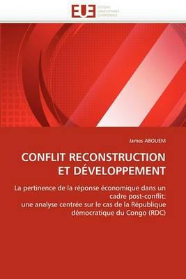 Conflit Reconstruction Et Developpement