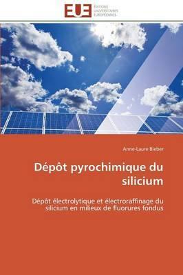Depot Pyrochimique Du Silicium