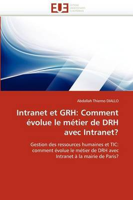 Intranet Et Grh: Comment Evolue Le Metier de Drh Avec Intranet?