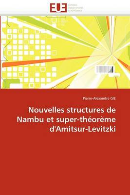 Nouvelles Structures de Nambu Et Super-Theoreme D'Amitsur-Levitzki