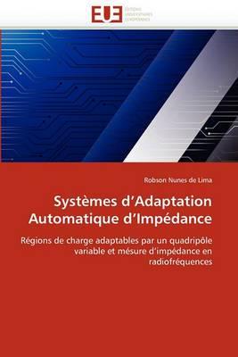 Systemes D Adaptation Automatique D Impedance