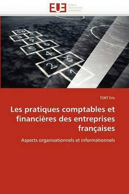 Les Pratiques Comptables Et Financieres Des Entreprises Francaises