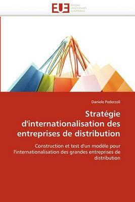 Strategie D'Internationalisation Des Entreprises de Distribution
