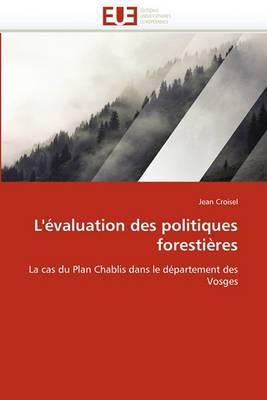 L''Evaluation Des Politiques Forestieres