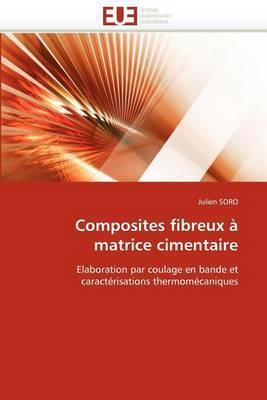 Composites Fibreux a Matrice Cimentaire