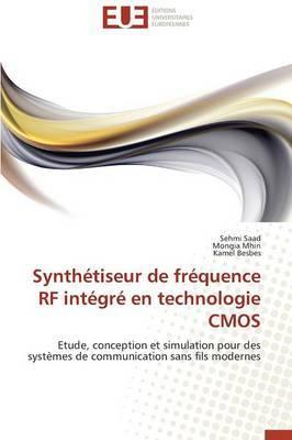 Synthetiseur de Frequence RF Integre En Technologie CMOS