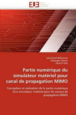 Partie Numerique Du Simulateur Materiel Pour Canal de Propagation Mimo