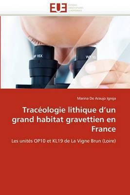 Traceologie Lithique D''Un Grand Habitat Gravettien En France