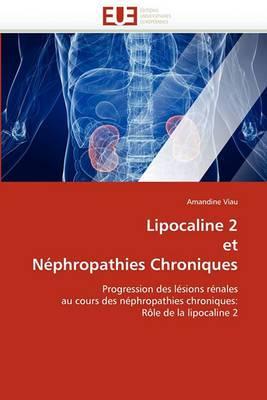 Lipocaline 2 Et Nephropathies Chroniques