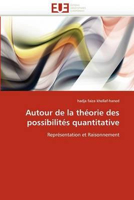 Autour de La Theorie Des Possibilites Quantitative