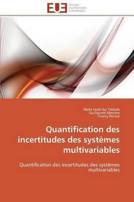 Quantification Des Incertitudes Des Systemes Multivariables