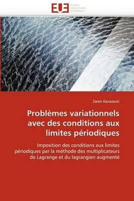 Problemes Variationnels Avec Des Conditions Aux Limites Periodiques