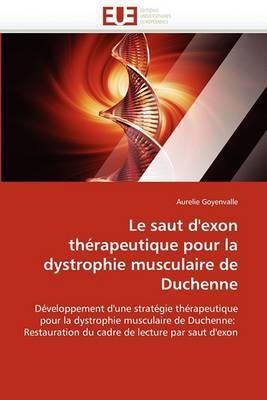 Le Saut D''Exon Therapeutique Pour La Dystrophie Musculaire de Duchenne