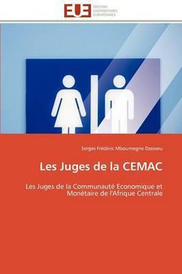 Les Juges de La Cemac