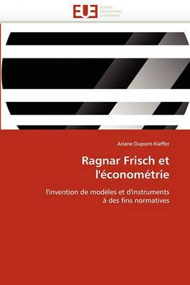 Ragnar Frisch Et L'Econometrie