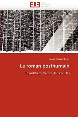 Le Roman Posthumain