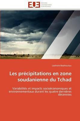 Les Precipitations En Zone Soudanienne Du Tchad