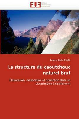 La Structure Du Caoutchouc Naturel Brut