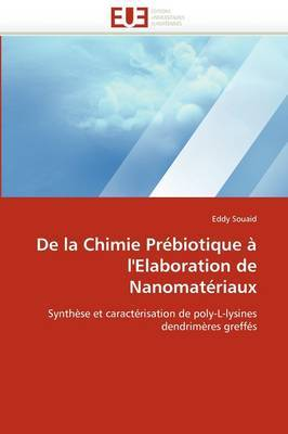 de La Chimie Prebiotique A L''Elaboration de Nanomateriaux