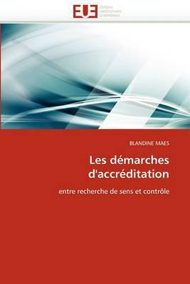 Les Demarches D'Accreditation