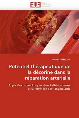 Potentiel Therapeutique de La Decorine Dans La Reparation Arterielle