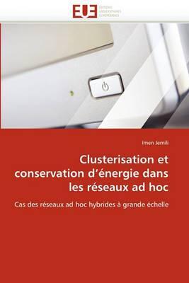 Clusterisation Et Conservation D''Energie Dans Les Reseaux Ad Hoc