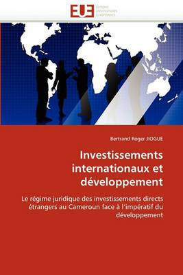 Investissements Internationaux Et Developpement