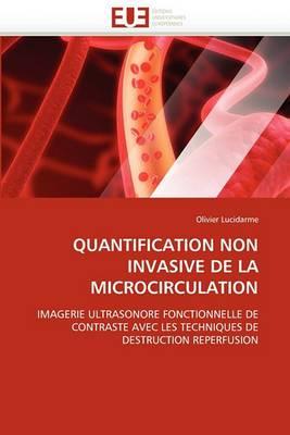 Quantification Non Invasive de La Microcirculation