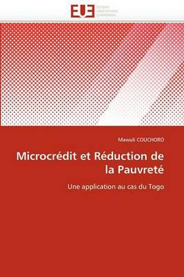 Microcredit Et Reduction de La Pauvrete