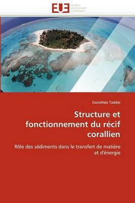 Structure Et Fonctionnement Du Recif Corallien