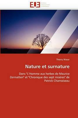 Nature Et Surnature