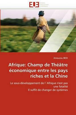 Afrique: Champ de Theatre Economique Entre Les Pays Riches Et La Chine