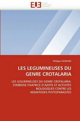 Les Legumineuses Du Genre Crotalaria