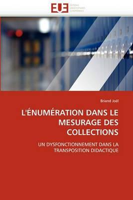 L''Enumeration Dans Le Mesurage Des Collections