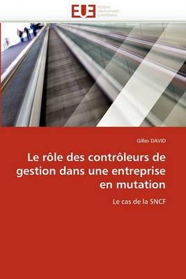 Le Role Des Controleurs de Gestion Dans Une Entreprise En Mutation