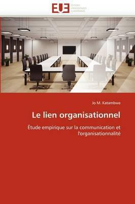 Le Lien Organisationnel