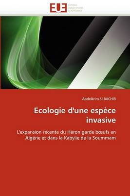 Ecologie D'Une Espece Invasive