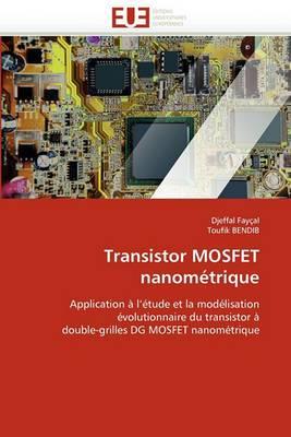 Transistor Mosfet Nanometrique