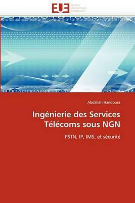 Ingenierie Des Services Telecoms Sous Ngn