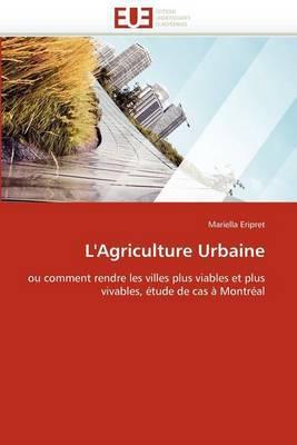 L''Agriculture Urbaine