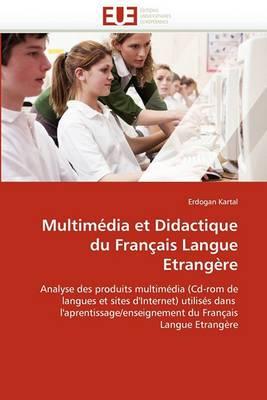 Multimedia Et Didactique Du Francais Langue Etrangere