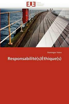 Responsabilite(s)Ethique(s)