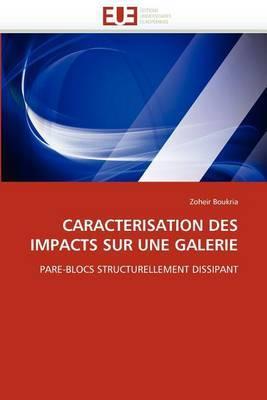 Caracterisation Des Impacts Sur Une Galerie