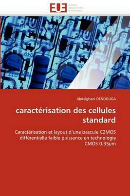 Caracterisation Des Cellules Standard